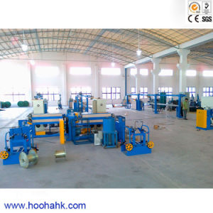 High Speed Wire Extrusion Machine for PVC Electric Cable pictures & photos