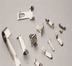 Aluminum Alloy Punched Thin Spare Components pictures & photos
