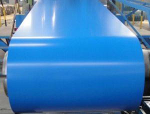 Galvanized Steel Color Coated Sheet/PPGI/Prepainted Galvanized Steel Coil/Color Coated Steel Coil pictures & photos
