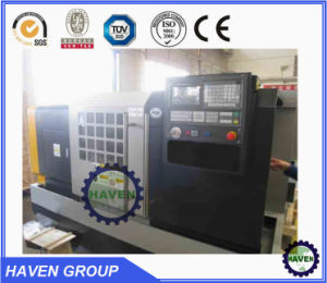 High speed spindle CNC lathe with good quality pictures & photos