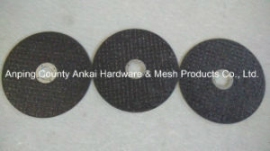 105X1.0X16mm Black Color Cutting Wheels pictures & photos