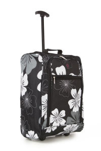Single Bar Trolley Bag with Cabin Size Printing Pattern OEM China Factory pictures & photos