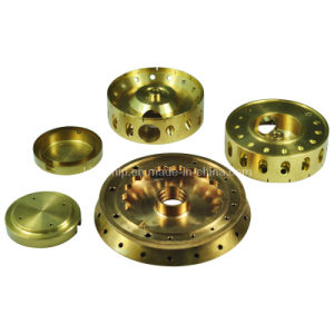 CNC Machining Brass Parts (No. 0154) pictures & photos