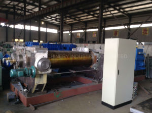 Hot Sale Popular Rubber Two Roll Mixing Mill Machine Xk-160, 250, 360, 400, 450, 560.610 pictures & photos