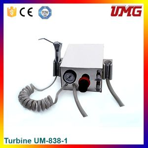 China Dental Product Portable Dental Turbine Unit pictures & photos
