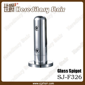 Hot Stainless Steel Swimming Pool Fencing Glass Spigot (SJ-1069) pictures & photos