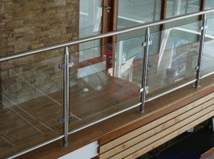 Tempered Glass for Balcony Railing pictures & photos