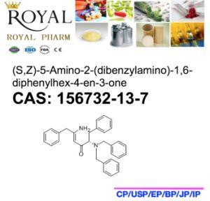 (S, Z) -5-Amino-2- (dibenzylamino) -1, 6-Diphenylhex-4-En-3-One CAS: 156732-13-7, Rit-III, 99.0% Min. pictures & photos