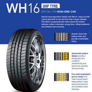 PCR Tyre, Passenger Car Tyre with ECE 185/55r15 pictures & photos