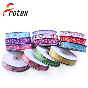 Beaufiful Grosgrain Printed Ribbon pictures & photos