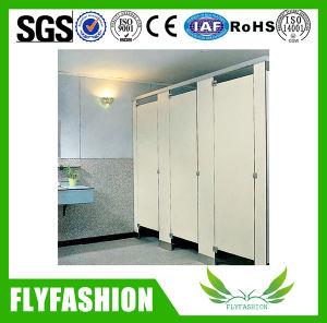 Cheap Public Wooden Toilet Partition (WC-01) pictures & photos