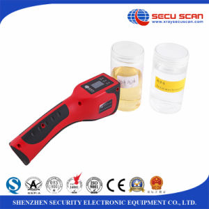 Handheld Portable Liquid Explosive Detector Price From Secu Scan pictures & photos