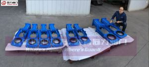 Kgd Heavy Duty Slurry Knife Gate Valve for Mine Cinder pictures & photos