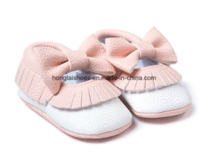 Bowknot Is Princess Baby Toddler Shoes 01