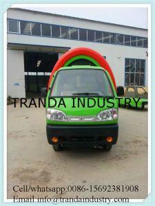 Electric Driving Cart Food Food Vending Vans pictures & photos