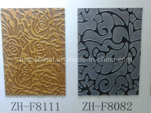 Sandwich 3D Embossed Wall Panel for Various Construction (3D-01) pictures & photos