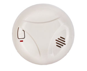 Independent Wireless Home Security Alarm Photoelectric Smoke Detector pictures & photos