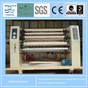 1300mm 4shafts Hot Sale BOPP Tape Slitting and Rewinding Machine