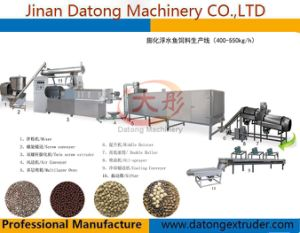 Good Quality Catfish Fish Food Making Machinery pictures & photos
