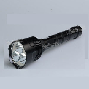 High Lumens 30W CREE T6 LED Flashlight pictures & photos