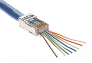 Cat5e Network Cable 4pairs Pacth Cables pictures & photos