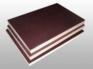Waterproof Formwork Plywood/ Formply Boards/Film Faced Plywood for Shuttering Concrete pictures & photos