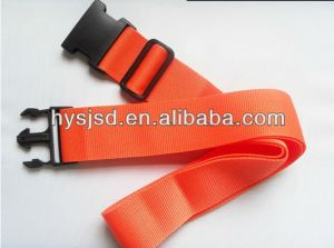Nylon Webbing Bag Belt with Plastic Buckle pictures & photos