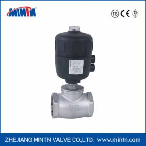 Position 2 Way Fluid Control Valve (T type) -Thread Ends