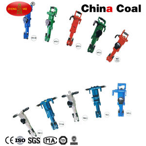 Yt24 Hand Held Portable Pneumatic Air Leg Rock Drill Equipment pictures & photos