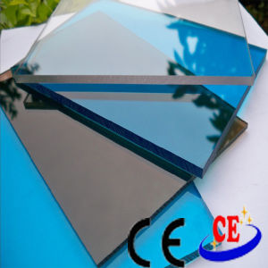 Zhuoni Good Quality Polycarbonate PC Solid Sheet with UV Protection