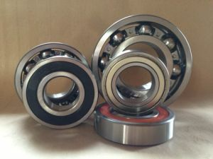 High Quality Low Friction Deep Groove Ball Bearing NSK 6306. Zz pictures & photos
