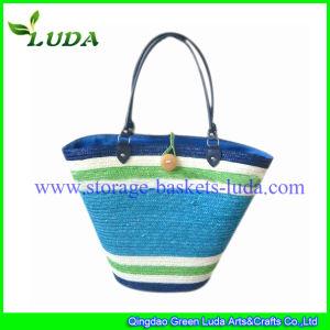 Fashionable Beautiful Wheat Straw Handbag