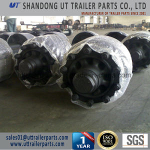 12t BPW Axle for Trucks and Semi Trailers pictures & photos