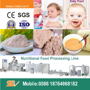 Baby Food Processing Machines Plant Machines pictures & photos