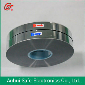 Al/Zn Metallised Polypropylene Film for Capacitor Use pictures & photos