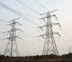 10kv Transmission Steel Tower pictures & photos