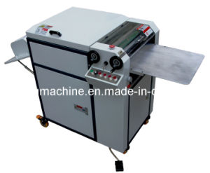 Psgc-380/480m Mini UV Coater /Coating Machine for Paper Sheet pictures & photos