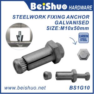 M10X18X50mm Hex Anchor Bolt Grade 12.9 for Steel Construction pictures & photos