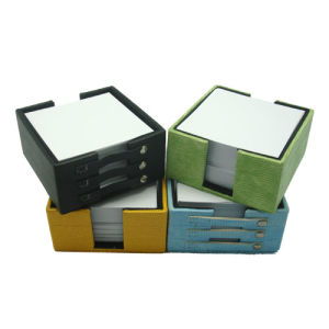 Note with PU Box (DM-003)