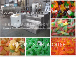 QQ/Jelly Cany Processing Line pictures & photos