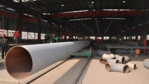 Piping Prefabrication Heavy Rail Conveying System pictures & photos