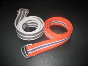 Cheap Cotton Webbing Waist Belt pictures & photos