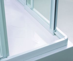 Corner Shower Enclosure with Double-Side Easy Clean Nano Coating pictures & photos