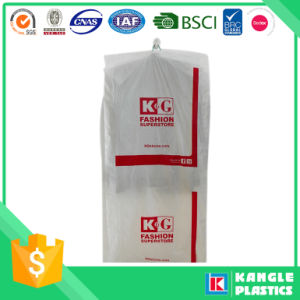 Disposable Perforated Plastic Garment Bag in Roll pictures & photos