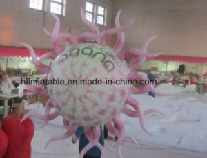 Giant Multi Colour Illuminated Inflatable Star for Event Decoration Inflatable Sun pictures & photos