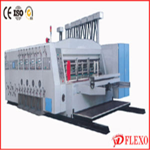 CE Verified Fully Automatic Computerised Flexo Printing Machine (ZYKD series)