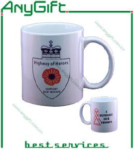 Ceramic Mug with Customized Logo (4) pictures & photos