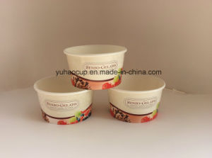 Hot Cup for Disposable Ice Cream Disposable Product pictures & photos