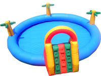 Popular Excellent Quality Inflatable Pool (XZ-PO-029)