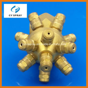 6353 Stationary Tank Cleaning Spray Nozzle with Ss316 or Brass Material pictures & photos